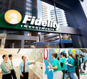 Компанія Fidelity Investments